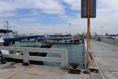Bateau de Pattaya Photo libre de droits