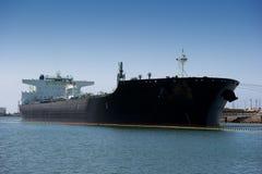 Bateau de pétrolier Image libre de droits