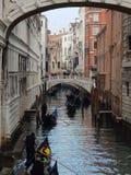 Bateau de Venise images libres de droits