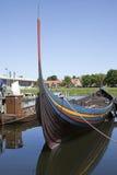 Bateau de Viking Photographie stock