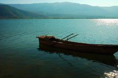 Bateau en Chine Photographie stock
