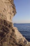 Bateau et mer photo libre de droits