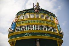 Bateau grand hollandais 5 Images libres de droits