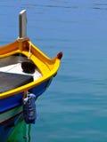 Bateau méditerranéen image libre de droits