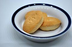 Bateau sec de pain Photo stock