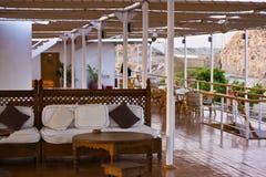 Bateau sur le lac Nasser Photo stock