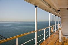 Bateau sur le lac Nasser Photo libre de droits