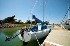 bateaux à voiles Photos libres de droits