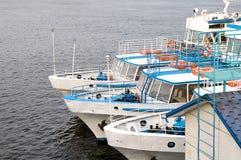 bateaux Image stock