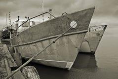 bateaux Images stock