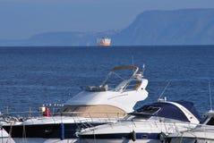 bateaux Photographie stock