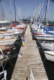 Bateaux de navigation Photos stock