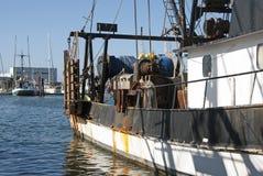 Bateaux de pêche Photos stock