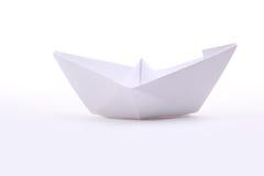 bateaux de papier Image libre de droits