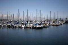 Bateaux de port Image libre de droits