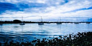 Bateaux de Sarasota Image libre de droits