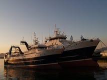 Bateaux de sauvetage II Photo libre de droits
