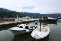 Bateaux de yacht Photo stock