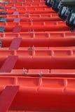 Bateaux des pompiers photo stock
