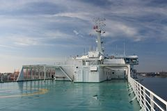 Bateaux et ferries Images stock