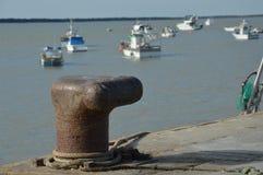 Bateaux navigables Images stock