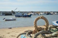 Bateaux navigables Images libres de droits