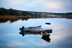 bateaux petits image libre de droits
