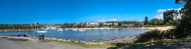Bateaux sur le port Nouvelle-Galles du Sud d'Ulladulla Images stock