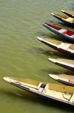 Bateaux sur Nakki Photos stock