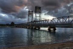 batemans bay bridge Στοκ Εικόνα
