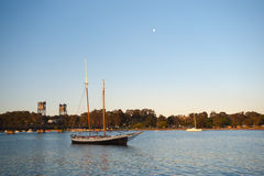 Batemans Bay Harbour, Australia Stock Photography