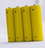 Batería Fotografía de archivo libre de regalías