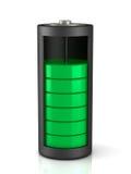 batería Imagen de archivo libre de regalías