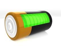 batería Imágenes de archivo libres de regalías
