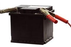 Batería automotora Imagenes de archivo