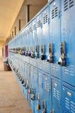 Batería de armarios Fotos de archivo