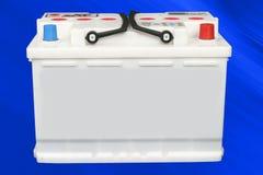 Batería de coche Foto de archivo