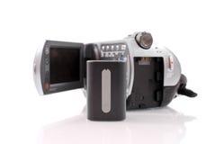 Batería de las cámaras digitales Fotografía de archivo libre de regalías