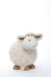 Batería de moneda de las ovejas imagen de archivo libre de regalías