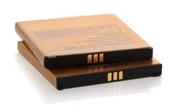 Batería del acumulador Imagenes de archivo