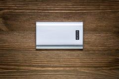 Batería del banco del poder Fotos de archivo