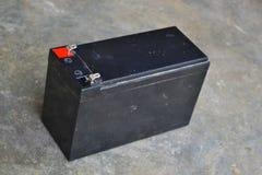 Batería recargable Foto de archivo libre de regalías