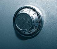 Batería segura Imagen de archivo libre de regalías