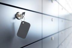 Batería segura foto de archivo libre de regalías