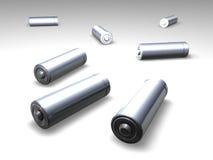 Baterías 1 ilustración del vector