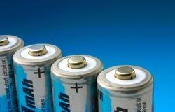 Baterías #2 Fotografía de archivo
