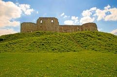 Baterías del castillo Fotografía de archivo