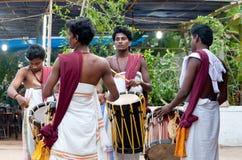 Baterías indios Imagen de archivo libre de regalías