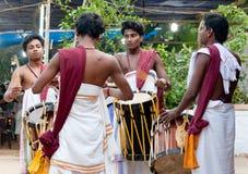 Baterías indios Imágenes de archivo libres de regalías