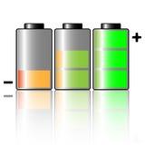 Bateria Imagens de Stock